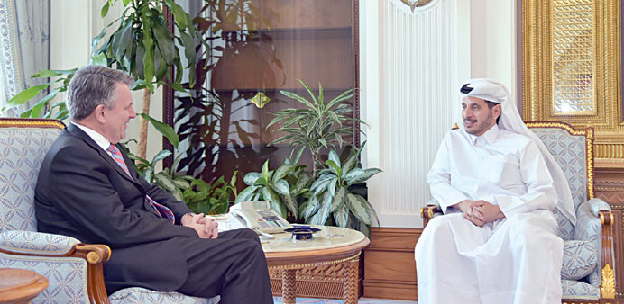 Prime Minister meets Shell CEO