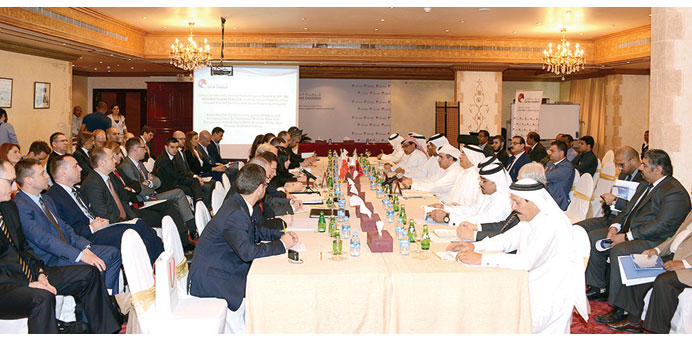 Qatar Chamber hosts Polish trade team