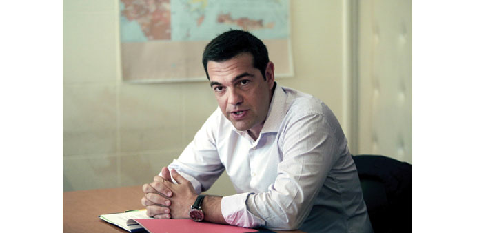 Tsipras: Keen to wrap up agreement on sensitive economic reforms by mid-August.