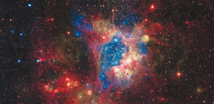 Astronomers decode Milky Way's violent birth
