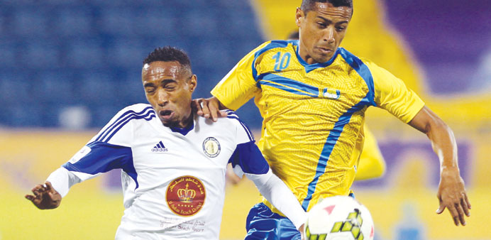 Lekhwiya not taking Kharaitiyat lightly