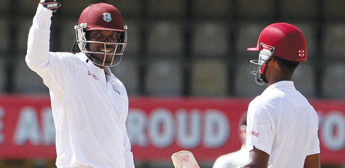 Ramdin berates 'lazy' players despite win