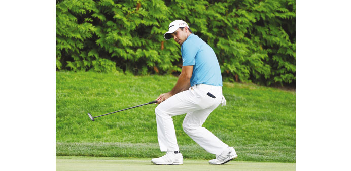 Day continues fine form to share lead