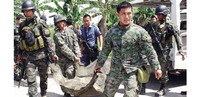 Manila to file cases against 90 rebels