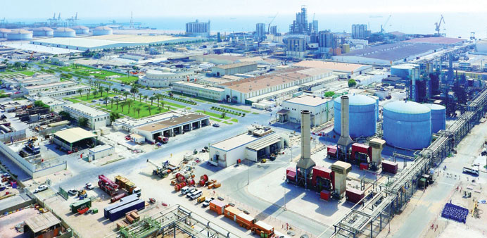 GCC chemical industry's R&D spend at QR1.33bn in 2013: GPCA