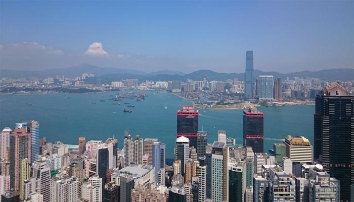 Hong Kong luxury apartment sells for record $76.7mn