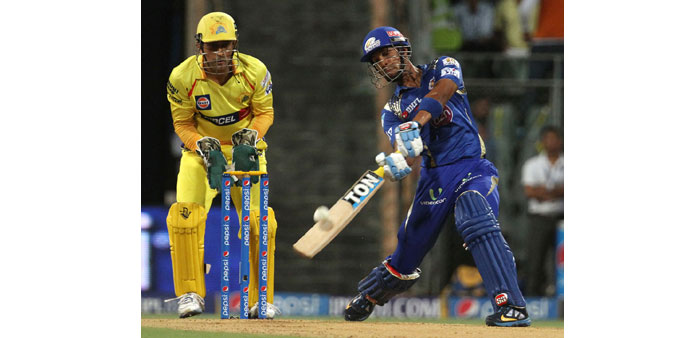 All-round Mumbai beat Chennai to enter IPL final