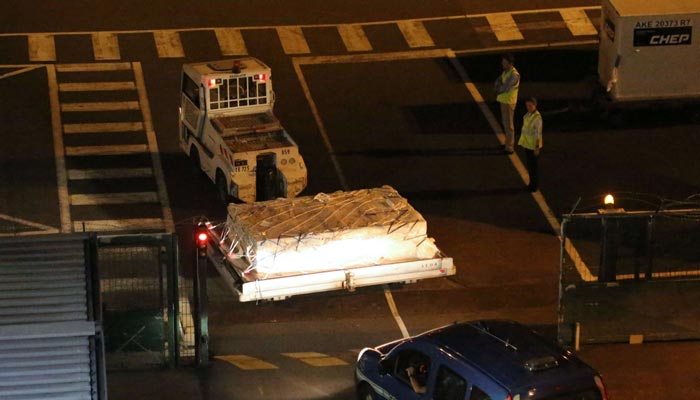 Wing part arrives in France as MH370 link probed