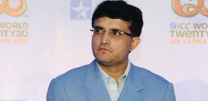 Former India captain Ganguly made MCC honorary life member