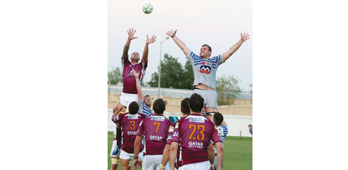 Doha beat Abu Dhabi Saracens in West Asia Champions Cup opener