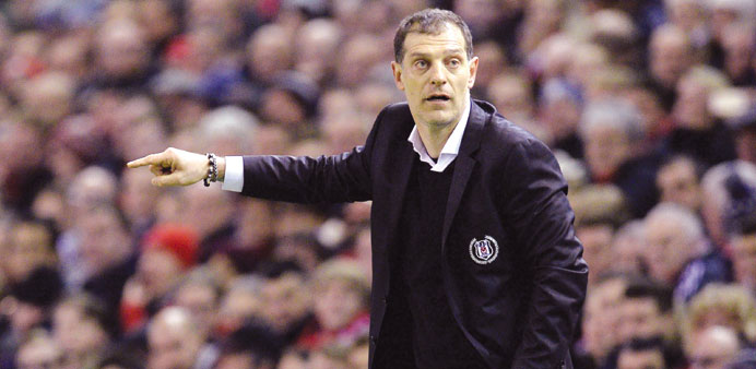 West Ham appoint Croatian Bilic as manager