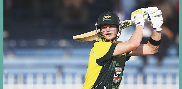 Smith a steady hand at start of Australia rebuild