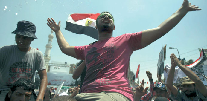 Mursi supporters defiant, say they are 'ready to die'