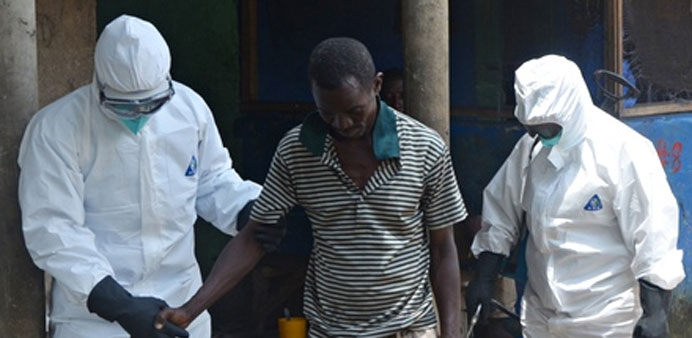 Ebola vaccine from GSK fast-tracked into clinical trials