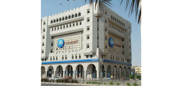 QIB nine-month profit jumps 25% to QR1.4bn