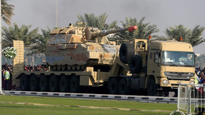 Qatar National Day parade showcases heritage, military strength