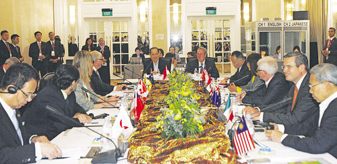 Trade pact: Ministers seeing progress in resolving issues