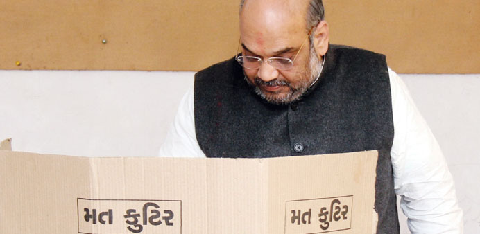 First phase of local polls in Gujarat sees 47% turnout