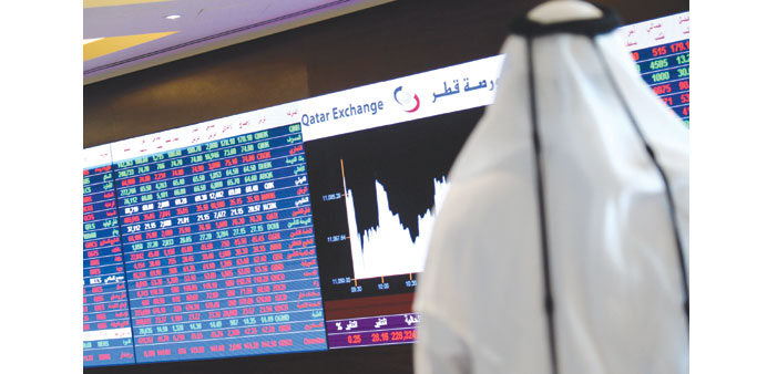 Group Securities accounted for 1.29mn QSE transactions YTD July 2014. PICTURE: Noushad Thekkayil