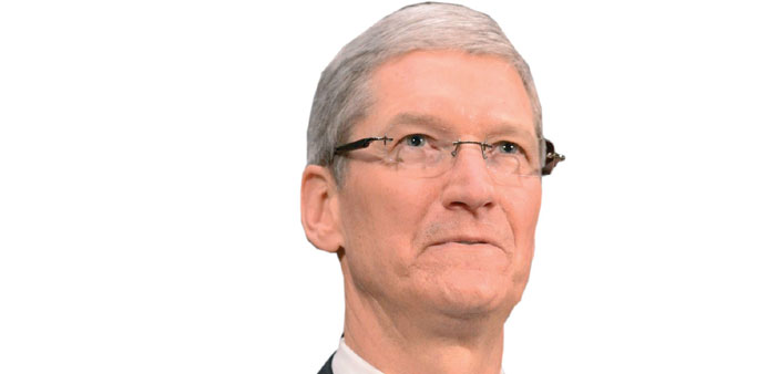 Apple CEO must fly private for 'security, efficiency'