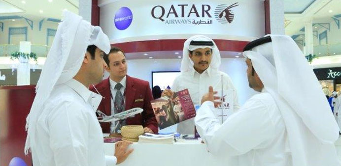 Qatar Airways celebrates Landmark kiosk success