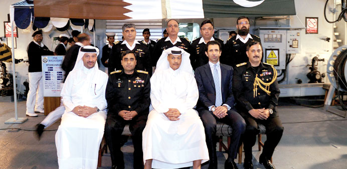 PN vows commitment to regional maritime security