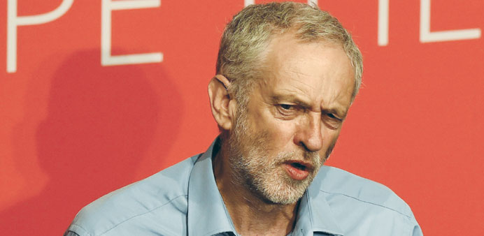 Labour Party  leadership vote closes, Corbyn favourite to win