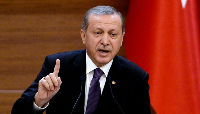 Erdogan pushes for new charter to create executive presidency