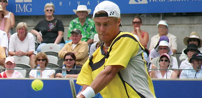 Hewitt, Groth keep Australia afloat against Kazakhs