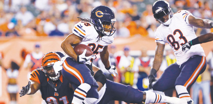 Hard to find reasons to be optimistic about this Bears season