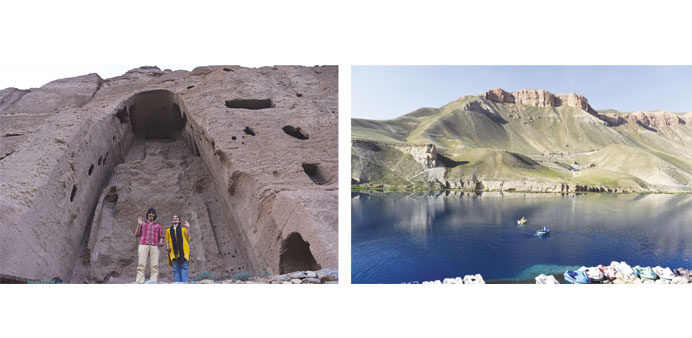 Afghanistan's Bamiyan on frontline of warzone tourism