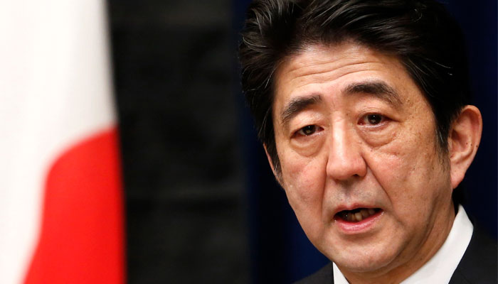 Abe sweeps to big win in Japan vote