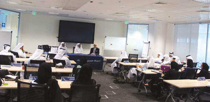 QFBA, QFCA complete training for 3rd run of 'Kawader' programme