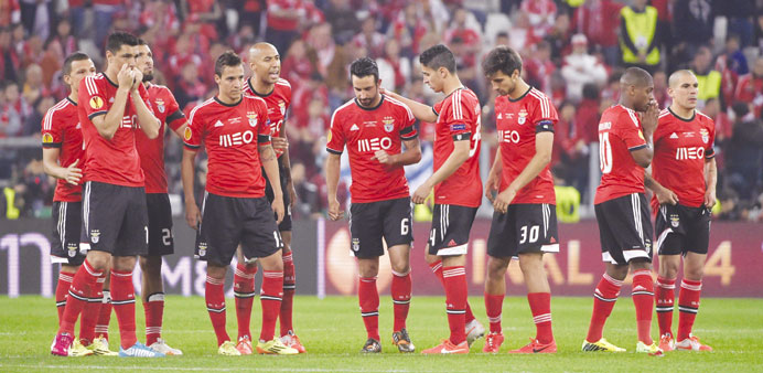 Emotion, drama & mystique never far away from Benfica