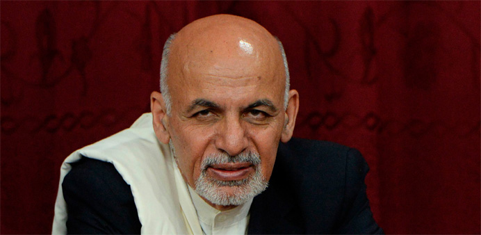 Ashraf Ghani secures second term as Afghan president