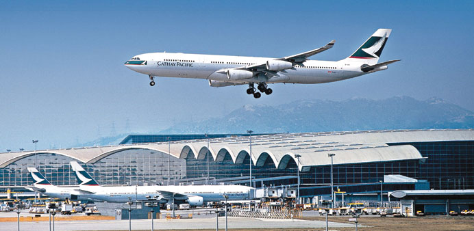 Hong Kong's Cathay Pacific is set to become the first mega Asian carrier to fly to Qatar from March