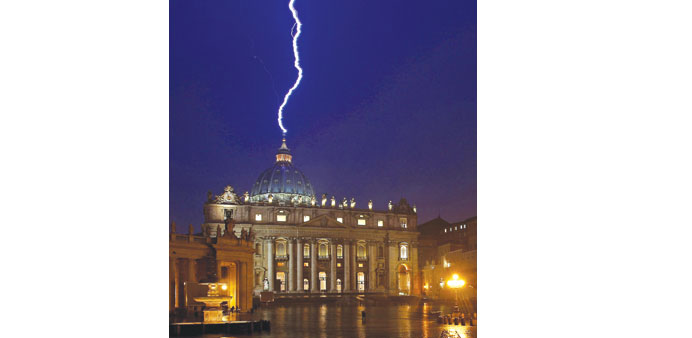 The Vatican prepares for papal transition