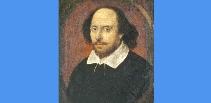 400 years after death, 'Shakespeare Lives'