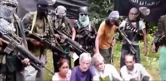Army rejects call for talks to free hostages