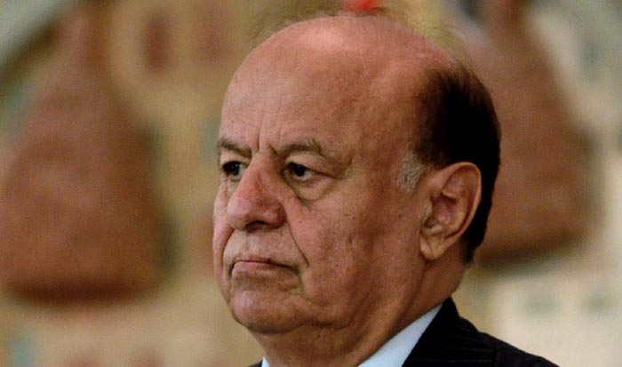 President Abd-Rabbu Mansour Hadi has written a letter to UN Secretary-General Ban Ki-moon.
