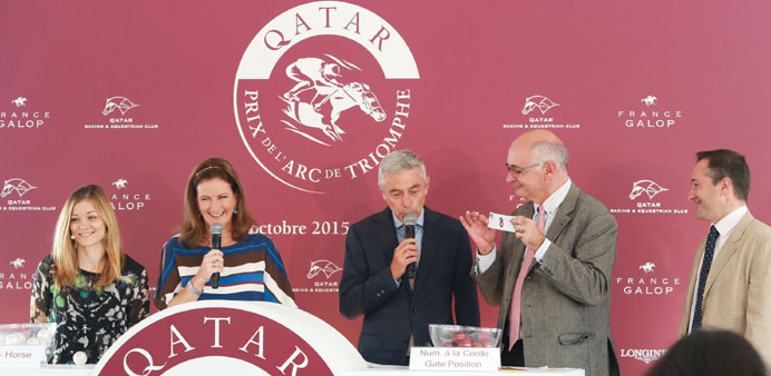 Favourite Treve to start from 8th gate