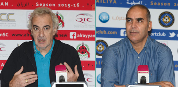 In-form Sailiya face formidable Rayyan