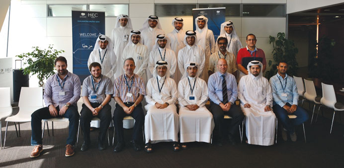 Participants of the programme.