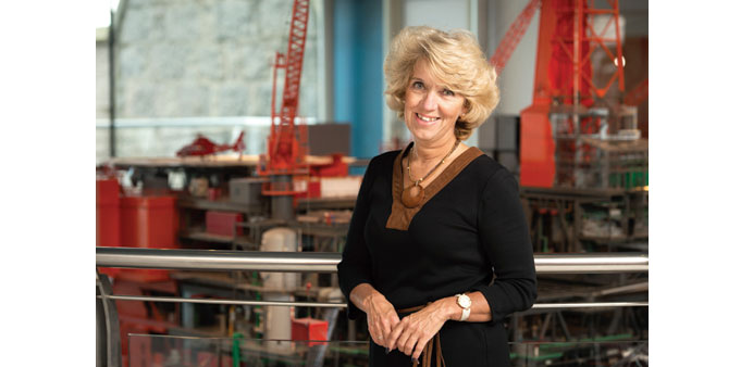 Forbes: Passionate about supporting opportunities for women in energy sector.
