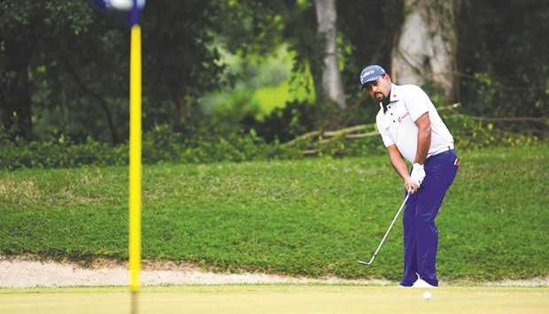 Thailand's Pavit wins Macau Open in playoff