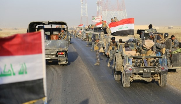 Turkey joins offensive to retake Mosul from IS
