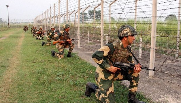 India's military said the firing occurred in the Pura, Pargwal and Kanachak sectors.