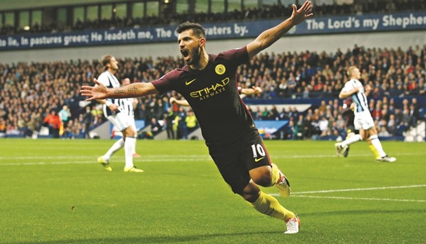 Aguero has confidence back - Gundogan