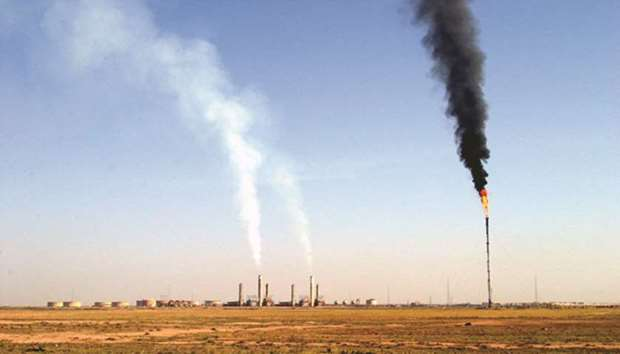 Kurdish oil keeps flowing despite row over Kirkuk