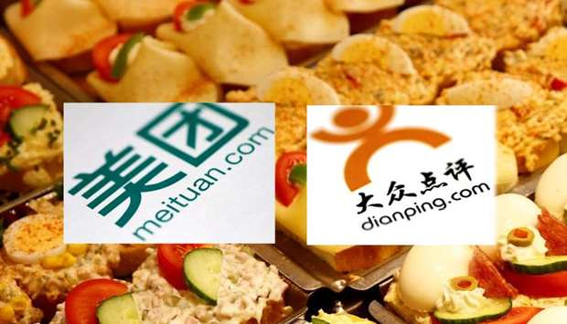 Chinese food delivery startup